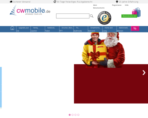 Online-Shop voncw-mobile